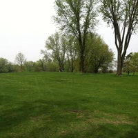 Photo taken at B's on the River's Edge Golf Club by Derek L. on 5/18/2013