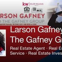 Photo taken at Larson Gafney & The Gafney Group @Keller Williams Realty by Larson G. on 7/15/2014