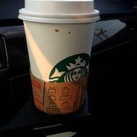 Photo taken at Starbucks by Larson G. on 9/10/2013