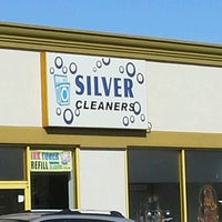 Photo taken at Silver Street Laundry by Carrolyn O. on 4/25/2013