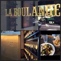 Photo taken at La Boulange by Erin D. on 6/16/2014
