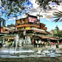Photo taken at Plaza Foch by Alberto_Blanco on 1/22/2013