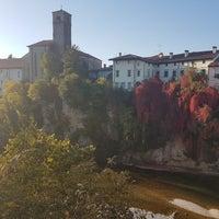 Photo taken at Ponte del Diavolo by Eugene W. on 10/14/2017