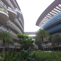 Photo taken at ITE College East by Dino Tan L. on 9/27/2012