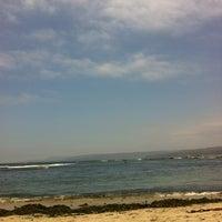 Photo taken at Playa Los Tubos by Andrea on 12/30/2012