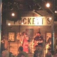 Photo taken at Puckett's Grocery & Restaurant by Rob on 10/12/2012