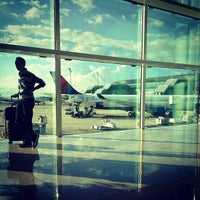 Photo taken at Barcelona–El Prat Airport (BCN) by Orla Rose B. on 10/6/2013