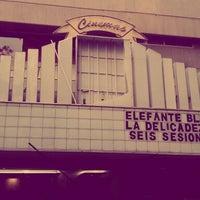 Photo taken at Cinemex Reforma - Casa de Arte by Marisol O. on 4/21/2013
