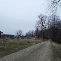 Photo taken at Saint Casimir Cemetery by Frank M. on 3/24/2013