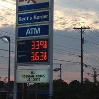 Photo taken at Exxon by Vint on 9/28/2012