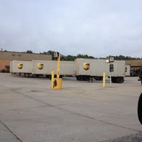Photo taken at UPS Columbia Ground Hub by Vint on 9/27/2012