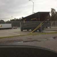 Photo taken at UPS Columbia Ground Hub by Vint on 10/4/2012
