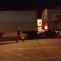 Photo taken at UPS Columbia Ground Hub by Vint on 10/12/2012
