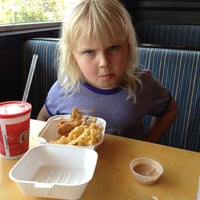 Photo taken at Raising Cane's Chicken Fingers by Dianna S. on 8/1/2013