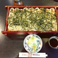 Photo taken at Suzakaya Soba by Hime on 11/4/2017