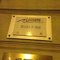 Photo taken at Centro Nautico Di Levante by Massimo D. on 1/30/2013