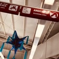Photo taken at Terminal Ejecutiva Sur by Merit G. on 11/25/2017