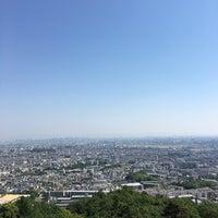 Photo taken at 五月山展望台 by Takashi U. on 5/22/2017