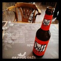 Foto tomada en Carrot Café por Mar G. el 7/19/2013