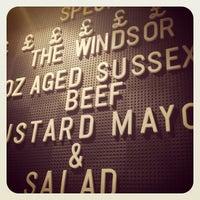 Снимок сделан в Gourmet Burger Kitchen пользователем Marcin P. 11/2/2012