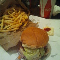 Photo taken at Burger Joint by Stan S. on 4/3/2013