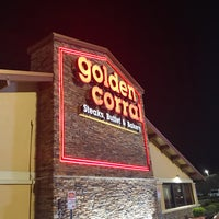 Photo taken at Golden Corral by Lucas S. on 12/13/2017