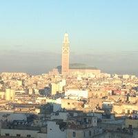 Photo taken at Hyatt Regency Casablanca by Meri R. on 12/5/2012