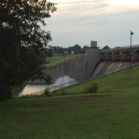 Photo taken at Hoover Reservoir Park by Michael D. on 7/27/2013