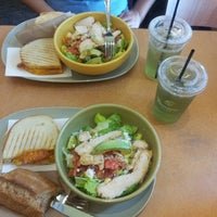 Photo taken at Panera Bread by Brendiflex on 5/8/2013