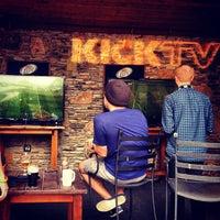 Photo taken at Fadó Irish Pub & Restaurant by KICKTV on 3/9/2013