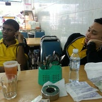 Photo taken at Restoran Emas Tika by Nastia N. on 1/11/2013