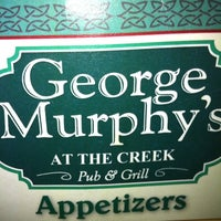 Photo taken at George Murphy's by Diane C. on 9/28/2012