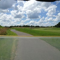 Photo taken at Blue Mash Golf Course by Stephanie H. on 7/17/2013
