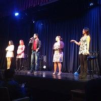 Photo taken at Teatro Lucho Barahona by adrian on 6/11/2016