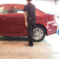 Photo taken at Quantum Car Care by Izzati R. on 10/28/2012
