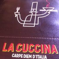 Foto tirada no(a) La Cuccina Carpe Diem D'Italia por Vitor L. em 11/2/2012