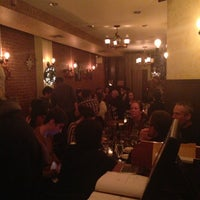 Photo taken at Barbone by Erin G. on 12/23/2012