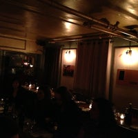 Photo taken at Via Della Pace by Erin G. on 12/16/2012