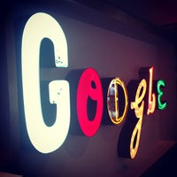 Photo taken at Google New York by Erin G. on 5/20/2013