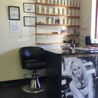 Photo taken at Teaser Hair Salon by Nuning  on 2/16/2016