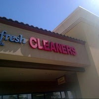Photo taken at Fresh Cleaners by Nuning  i. on 4/11/2013