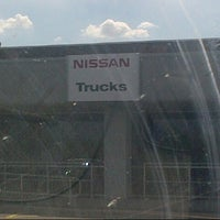 Photo taken at AutoNation Nissan Tempe by Nuning  i. on 7/24/2013
