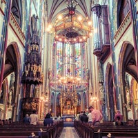 "Photo taken at Rooms-Katholieke Kerk ""De Krijtberg"" by Annette J. on 7/7/2016"