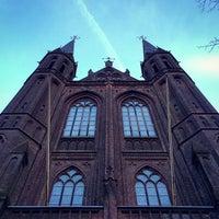 "Photo taken at Rooms-Katholieke Kerk ""De Krijtberg"" by Annette J. on 1/18/2016"