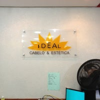 Photo taken at Ideal Cabelo by Vanessa A. on 9/6/2013