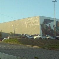 Photo taken at Centro de Convenções de Natal by Gislaine A. on 3/13/2013