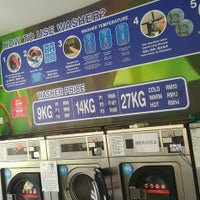 Photo taken at Mr.Bean Express Laundry by Nigel C. on 8/4/2017