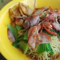Photo taken at Tanjong Rhu Wanton Noodle by Nigel C. on 9/23/2017