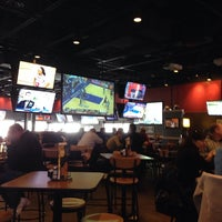 Photo taken at Buffalo Wild Wings by Aaron E. on 2/8/2014