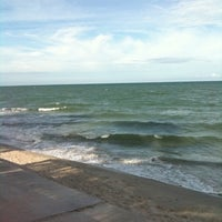 Photo taken at Private Beach by Amy L. on 9/28/2012